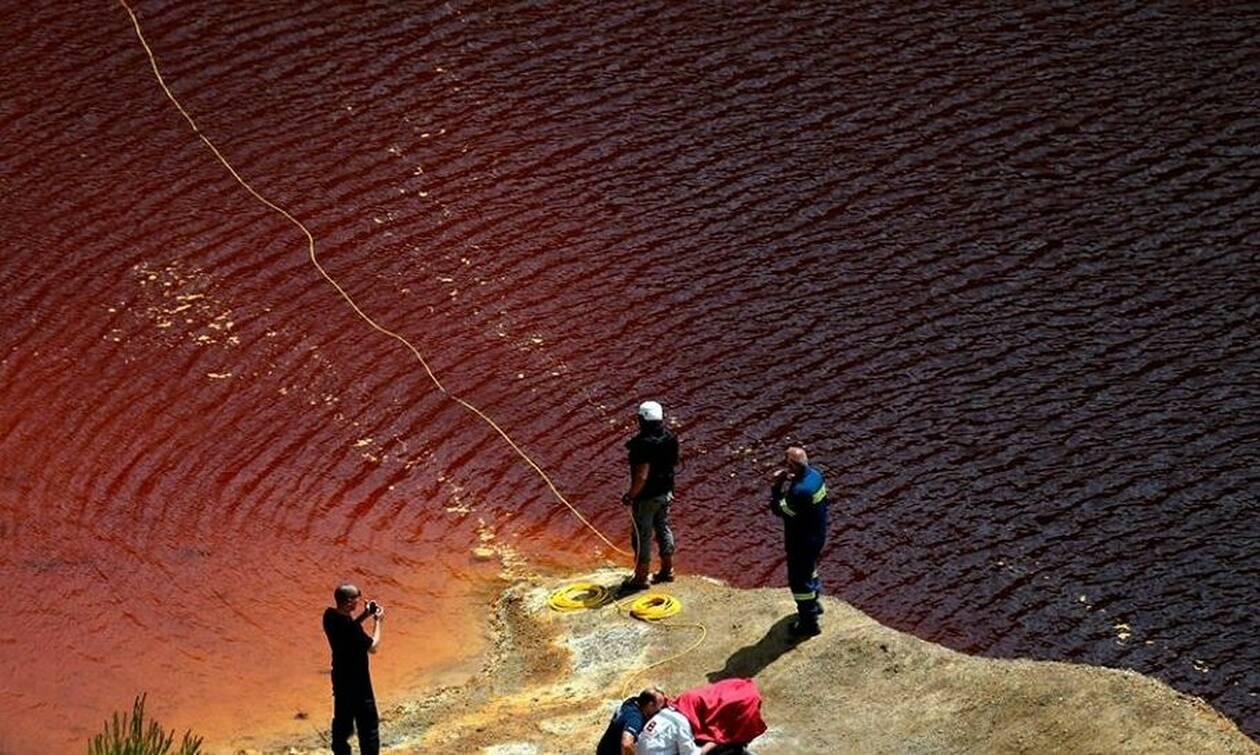 Serial killer - Κύπρος: Και δεύτερη βαλίτσα στην Κόκκινη Λίμνη που πετούσε τα πτώματα ο «Ορέστης»
