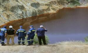 Κύπρος: Ανασύρουν τις βαλίτσες του «θανάτου» από την Κόκκινη Λίμνη – Το μυστικό που κρύβουν