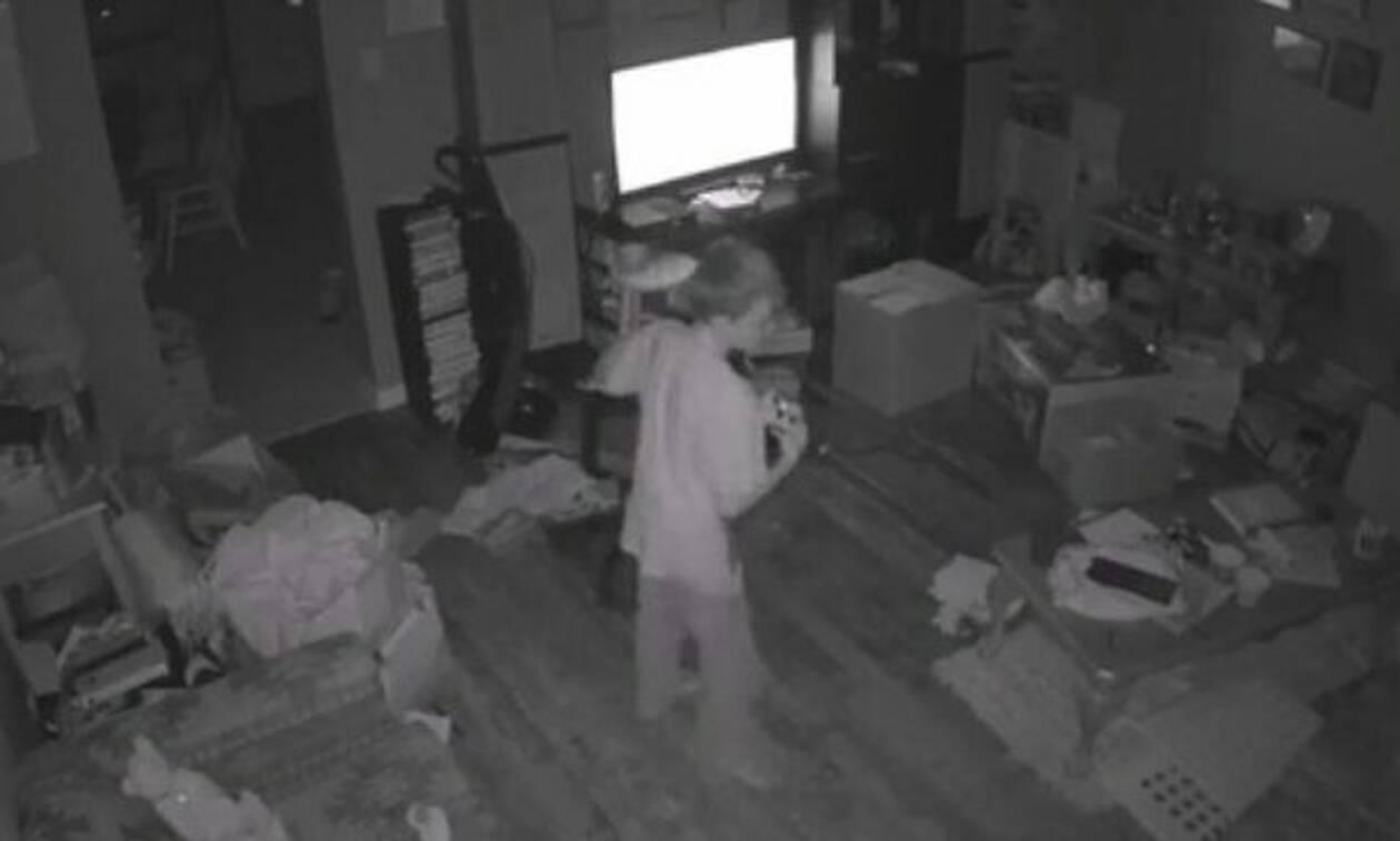 Κάμερα ασφαλείας σεξ βίντεο