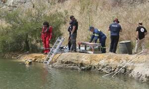 Serial killer - Κύπρος: Βρέθηκε σορός στη βαλίτσα που ανασύρθηκε από την «Κόκκινη Λίμνη»