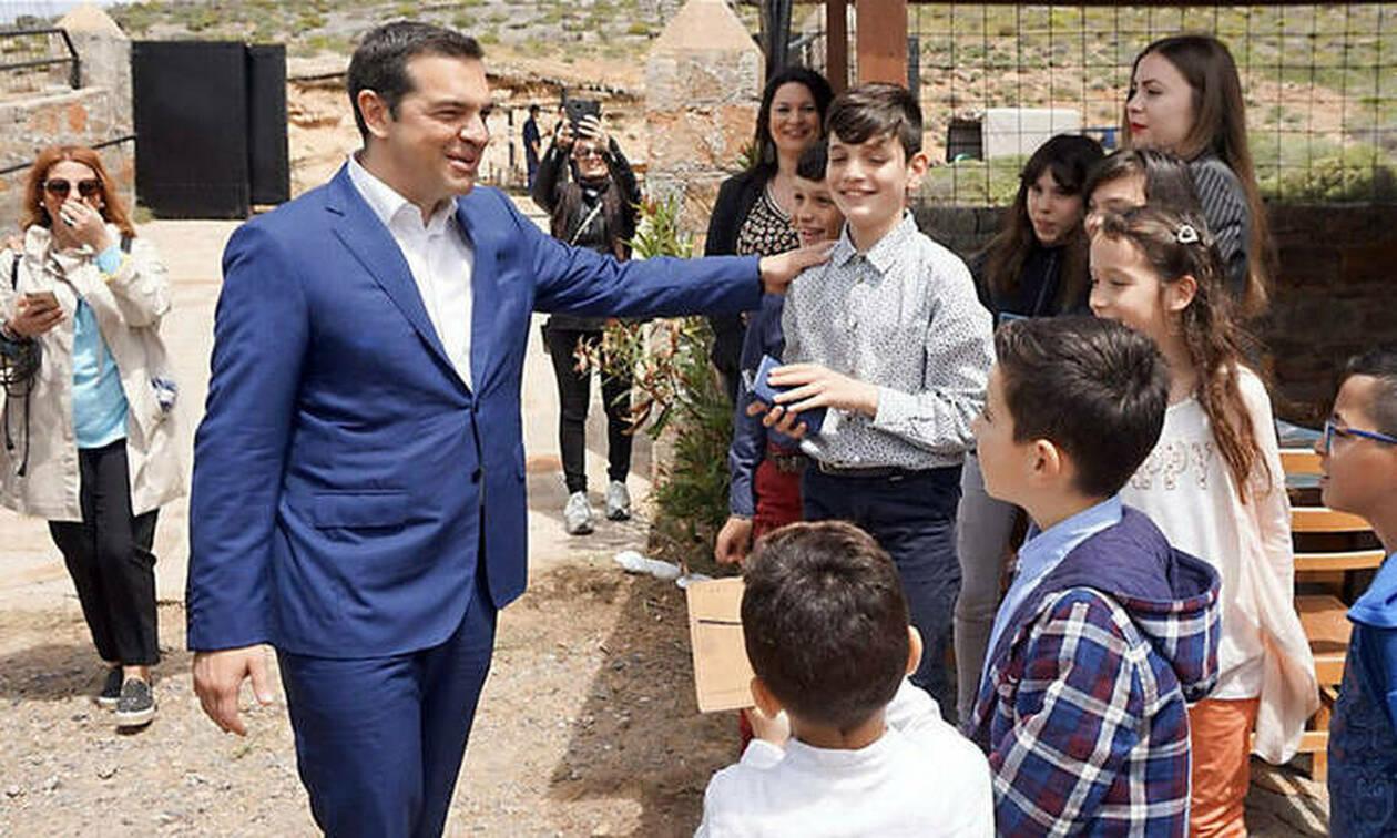 eee4e17063f4 Τσίπρας: Είναι η ώρα η ανάσταση της οικονομίας να γίνει και στην  καθημερινότητα των πολιτών