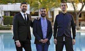 MasterChef: Ο Ιωαννίδης... ροκάρει και Κουτσόπουλος-Κοντιζάς παίζουν μαξιλαροπόλεμο