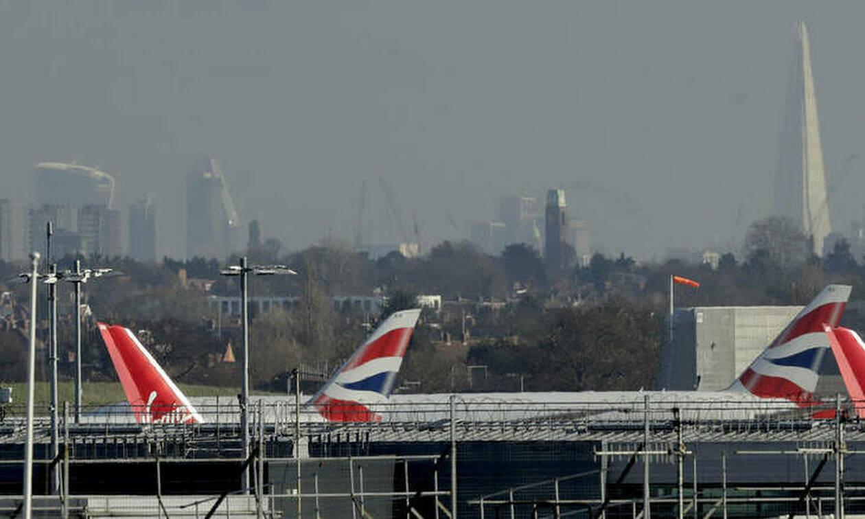 Βρετανία: Έκρηξη κοντά στο αεροδρόμιο του Χίθροου (pics+vid)
