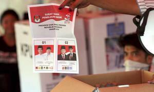 Ινδονησία: Νεκροί 270 εκλογικοί υπάλληλοι στην καταμέτρηση ψήφων