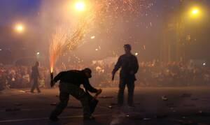Τραγωδία στον σαϊτοπόλεμο της Καλαμάτας: Νεκρός ο εικονολήπτης που χτυπήθηκε από σαΐτα