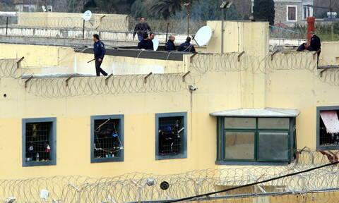 Λήξη συναγερμού στις φυλακές Χανίων - Επέστρεψαν στα κελιά τους οι 60 κρατούμενοι
