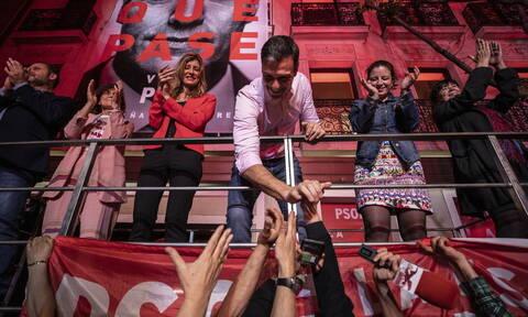 Ισπανία εκλογές: Ο Πέδρο Σάντσεθ θέλει να σχηματίσει φιλοευρωπαϊκή κυβέρνηση συμμαχίας