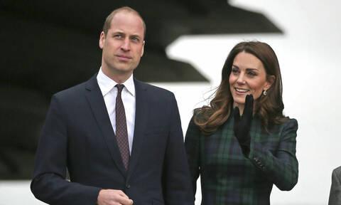 """Ο William ρωτήθηκε για τη γέννηση του μωρού Meghan-Harry & η απάντηση του ήταν τελείως """"γελοία"""""""