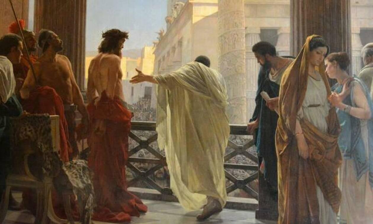 Τι απέγιναν οι άνθρωποι που πήραν μέρος στη Σταύρωση του Χριστού..