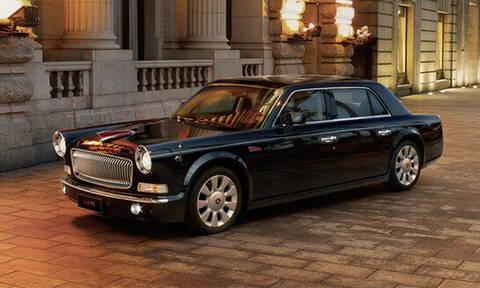 To Hongqi L5 είναι το πιο ακριβό κινέζικο αυτοκίνητο