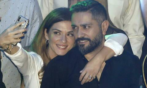 Βάσω Λασκαράκη – Λευτέρης Σουλτάτος: Τα πρώτα πλάνα από το γαμήλιο πάρτι τους στην Κρήτη (vid)
