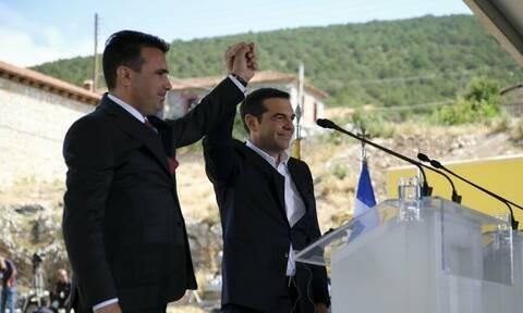 Πιστεύετε ότι o Aλέξης Τσίπρας δικαιούται να πάρει Νόμπελ Ειρήνης για τη συμφωνία των Πρεσπών;