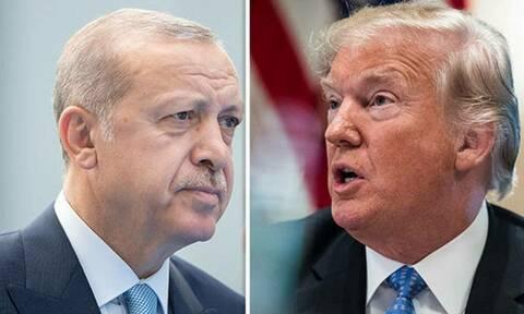 Απειλές Ερντογάν κατά Τραμπ: «Μην τολμήσεις… - Χωρίς εμένα θα καταρρεύσετε»