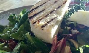 Δοκιμάστε απολαυστική σαλάτα με μανούρι