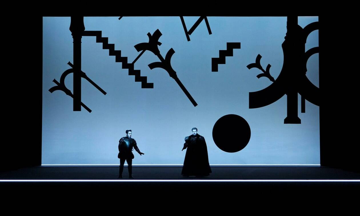 Ο Ρόμπερτ Ουίλσον και η Εθνική Λυρική Σκηνή παρουσιάζουν τον «Οθέλλο»