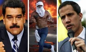 Ένα βήμα πριν τον εμφύλιο η Βενεζουέλα - Μαδούρο: «Απέτυχε το πραξικόπημα» - Γκουαϊδό: «Συνεχίζουμε»