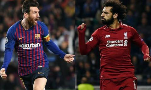 Champions League: Ντέρμπι μεγατόνων στη Βαρκελώνη