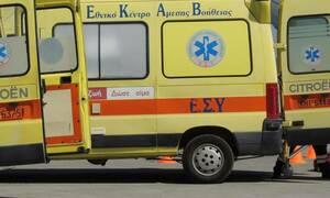 Τραγωδία στην Κρήτη: Ένας νεκρός και δύο βαριά τραυματίες σε τροχαίο