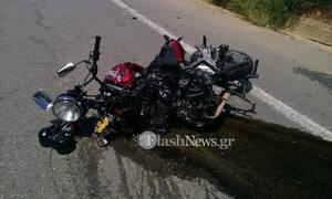 Ασύλληπτη τραγωδία στην Κρήτη: Δυο νεκροί σε φρικτό τροχαίο - Χαροπαλεύει μια γυναίκα