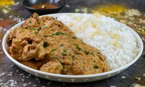 Λαχταριστή συνταγή για κοτόπουλο Τίκα Μασάλα (Tikka masala)
