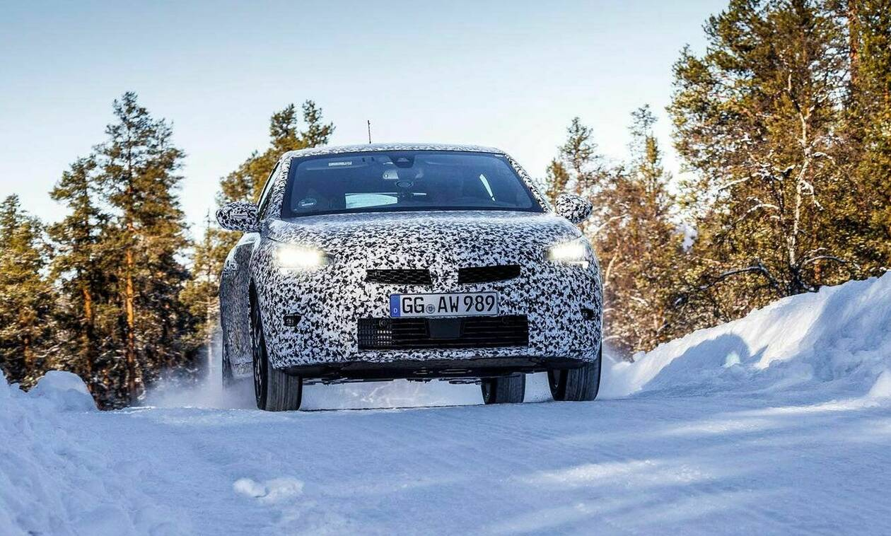 Το αδυνατισμένο νέο Opel Corsa μπήκε στο τελικό στάδιο των δοκιμών του