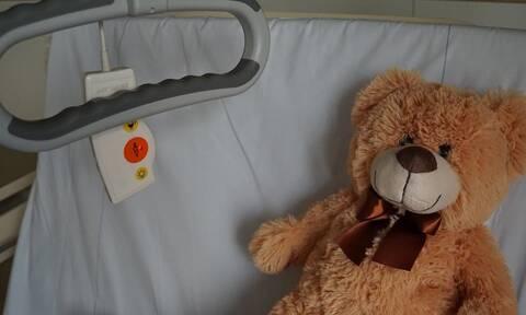 Αγωνία στην Πάτρα: Δίχρονο παιδί ήπιε χλωρίνη