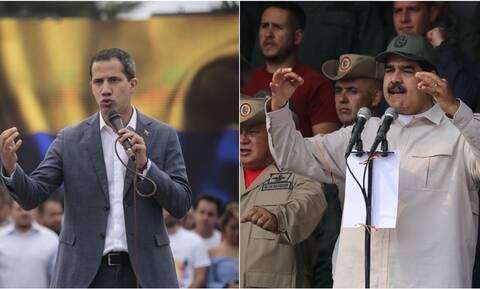 Βενεζουέλα ώρα μηδέν: Σε γενική απεργία καλεί ο Γκουαϊδό - Τιμωρία στους προδότες η δέσμευση Μαδούρο