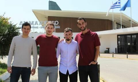 Τέσσερις Έλληνες φοιτητές βάζουν τέλος στις ατελείωτες ουρές αναμονής! (photos)