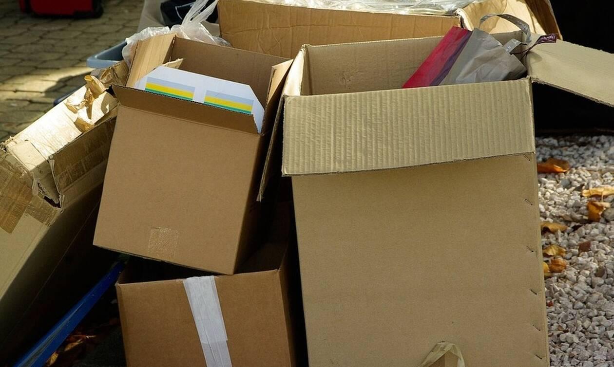 ΣΟΚ για ζευγάρι: «Πάγωσαν» όταν άνοιξαν το κουτί (pics)