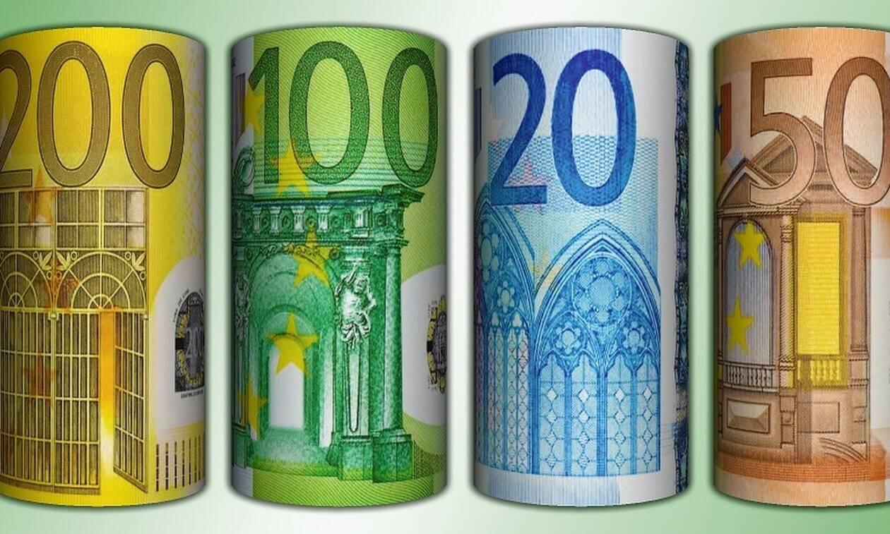 Αυτά είναι τα νέα χαρτονομίσματα του ευρώ - Πότε κυκλοφορούν (pics)