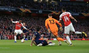 Τα γκολ των ημιτελικών του Europa League