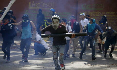 Συνάντηση Πομπέο - Λαβρόφ για την κατάσταση στη Βενεζουέλα