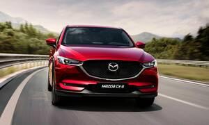 Η Mazda επιστρέφει ξανά στην Ελλάδα με τον Όμιλο Συγγελίδη