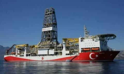 Συναγερμός στην Κύπρο: Το τουρκικό πλοίο «Πορθητής» ξεκινά γεωτρήσεις δυτικά του νησιού