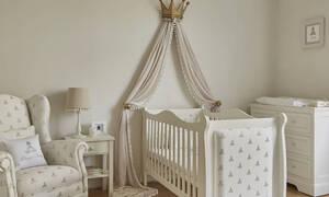 Φτιάξε το παιδικό δωμάτιο όπως η Kate Middleton (pics)
