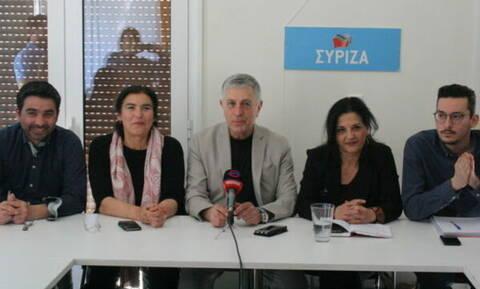 Ευρωεκλογές 2019: Στη Λάρισα υποψήφιοι του ΣΥΡΙΖΑ