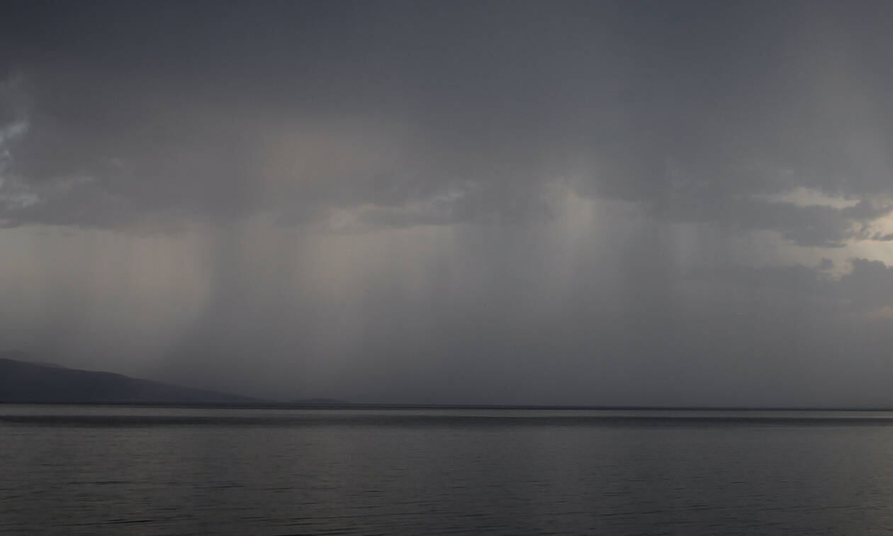 Έκτακτο δελτίο ΕΜΥ: Αυτές τις περιοχές θα σαρώσουν ισχυρές καταιγίδες το Σαββατοκύριακο