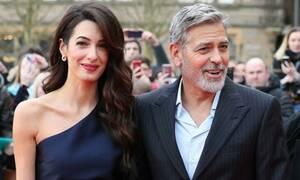 Η Amal άσκησε βέτο: Απαγόρευσε στον Clooney να ξαναοδηγήσει μηχανή και το δήλωσε ο ίδιος