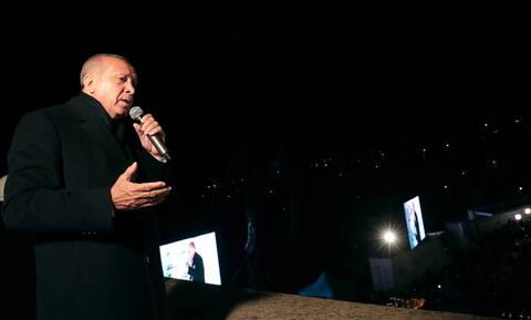 Απίστευτος Ερντογάν! «Η Ευρώπη έχει ειρήνη χάρη στην Τουρκία»