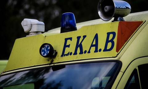 Σοκ στη Βέροια: Σοβαρός τραυματισμός αθλητή στην προπόνησή του