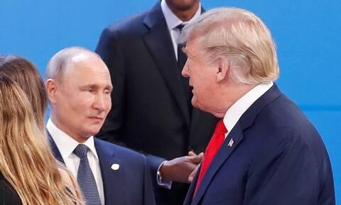Επικοινωνία Τραμπ - Πούτιν: Βενεζουέλα, Βόρεια Κορέα και πυρηνικά στο τραπέζι