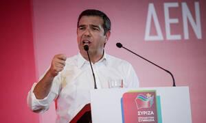 Τσίπρας κατά Μητσοτάκη: Δεν ξέρει τι σημαίνει να παίρνει κανείς 150 ευρώ, είναι γόνος πλουσίων