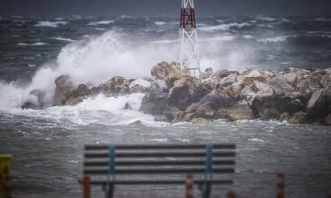 Έκτακτο δελτίο ΕΜΥ: Ραγδαία επιδείνωση με βροχές, ανέμους και χαλάζι το Σαββατοκύριακο