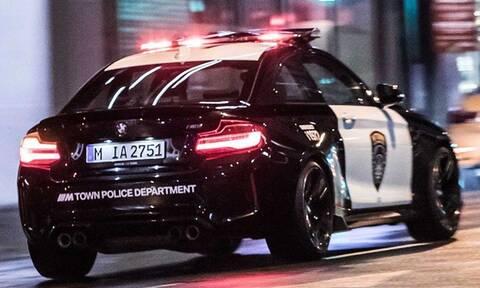 Ποιο κακοποιό στοιχείο θα μπορέσει να ξεφύγει από αυτή τη BMW M2;