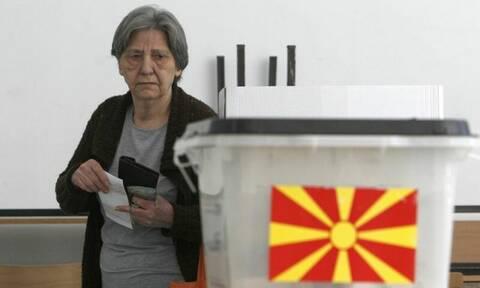 Σκόπια: Αύριο ο δεύτερος γύρος των προεδρικών εκλογών