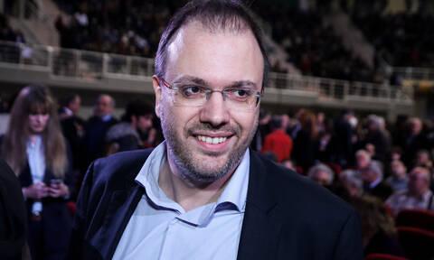 Ο Θανάσης Θεοχαρόπουλος είναι ο νέος υπουργός Τουρισμού