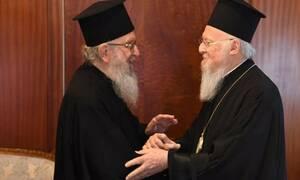 Παραιτήθηκε ο Αρχιεπίσκοπος Αμερικής Δημήτριος