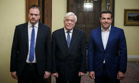 Ορκωμοσία Θεοχαρόπουλου: Γιατί αποδέχτηκα την πρόταση του Τσίπρα