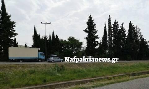 Τραγωδία στη Ναύπακτο: Νεκρός εντοπίστηκε άνδρας μέσα σε αυτοκίνητο