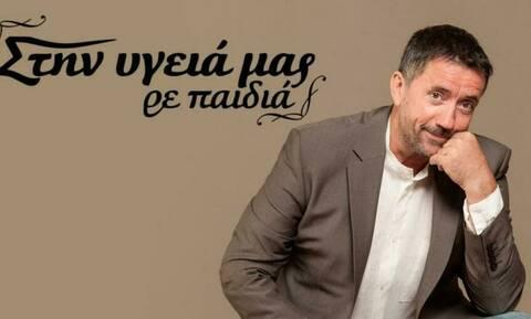 Γκρίνια στον ΣΚΑΪ: Εκνευρισμένος ο Σπύρος Παπαδόπουλος – Τι έχει συμβεί (pics)